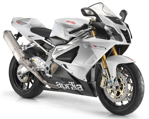 Aprilia RSV 1000 R cool bike Top 10 Fastest Motorbikes in the World