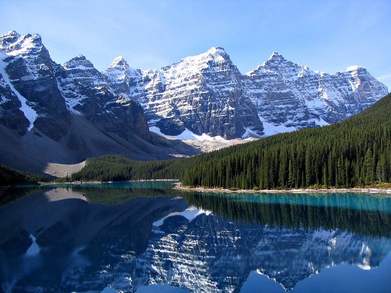 Banff National Park Alberta valentines day 2011l Top 10 Places To Go For This Valentine's Day – 2011