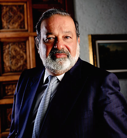 Carlos-Slim-Helu most richest person 2011