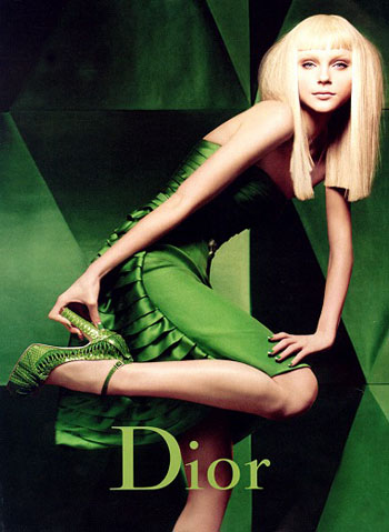 Christian Dior top fashion brand 2011 Top 10 Most Expensive Fashion Brands in The World For 2011