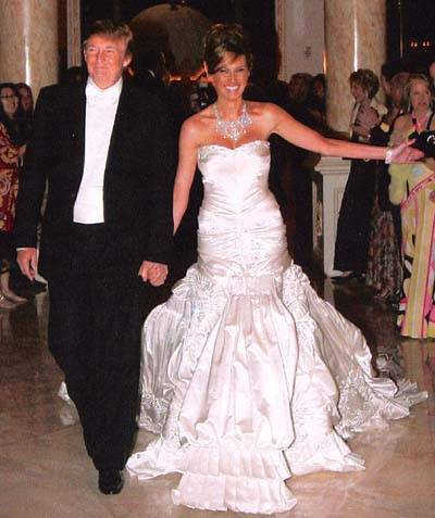 Donald Trump Top 10 Most Expensive Weddings