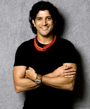 Farhan Akhtar hot 2011 Top 10 Bollywood Male Actors for 2010   2011