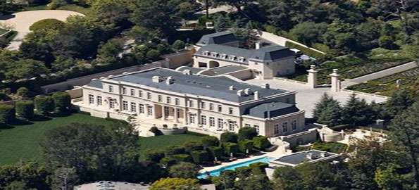 Fleur de Lys - Top Ten Most Expensive Houses