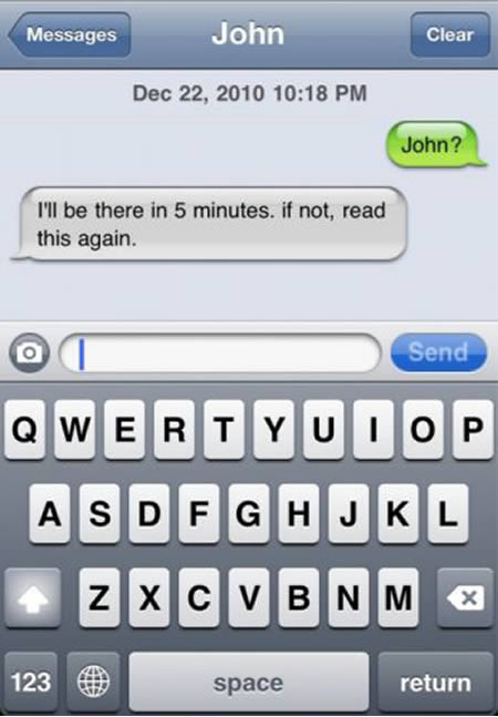 Funny iPhone Messages 1 10 Most Funny iPhone Text Message Fails