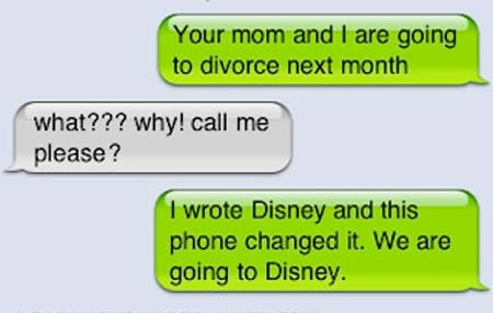 Funny iPhone Messages 5 10 Most Funny iPhone Text Message Fails