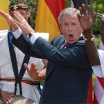 George Bush Dancing Pic 150x150 Top 10 Funny Politicians Pics