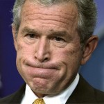 George Bush Funny 150x150 Top 10 Funny Politicians Pics