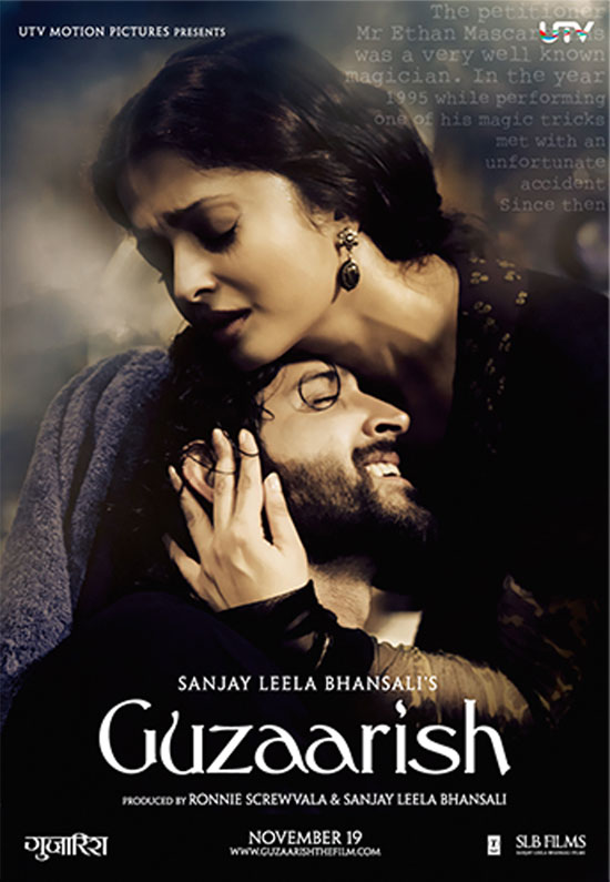 Guzaarish Flop Movie 2010 Top 10 Flop Bollywood Movies in 2010 – 2011
