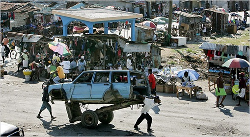 Haiti 2011 4 Top 10 Most Dangerous Countries in The World
