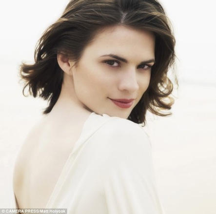 Hayley Atwell hot pics 2011 10 Most Hottest Hollywood Actresses in Movies for 2011
