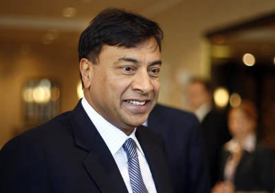 Lakshmi Mittal richest 2011 Top 10 Richest People in The World by 2011