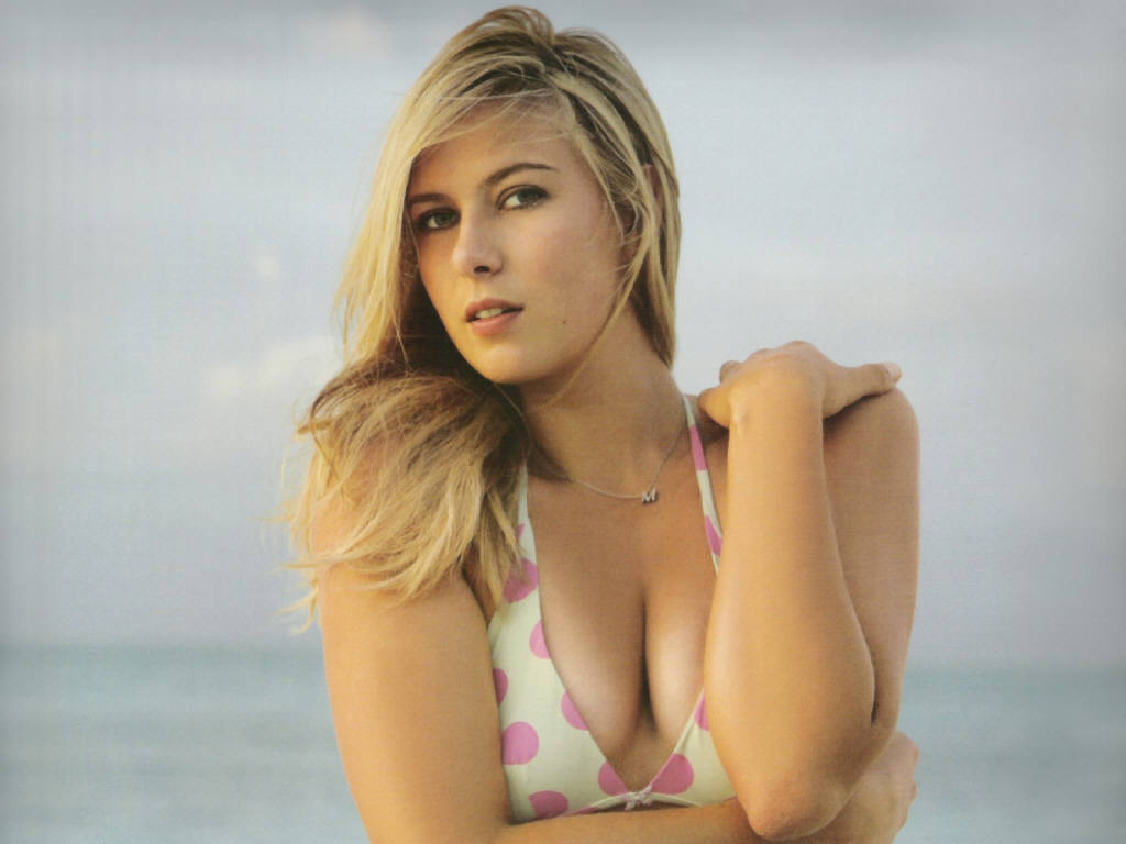 Maria Sharapova hot 2011 Top 10 Hottest and Sexiest Tennis Players