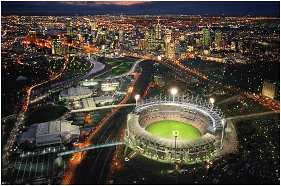 Melbourne Cricket Ground Top 10 Ten Biggest Stadiums in The World by 2011