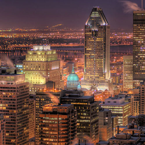 Montreal HDR 2011 Top 10 Places To Go For This Valentine's Day – 2011