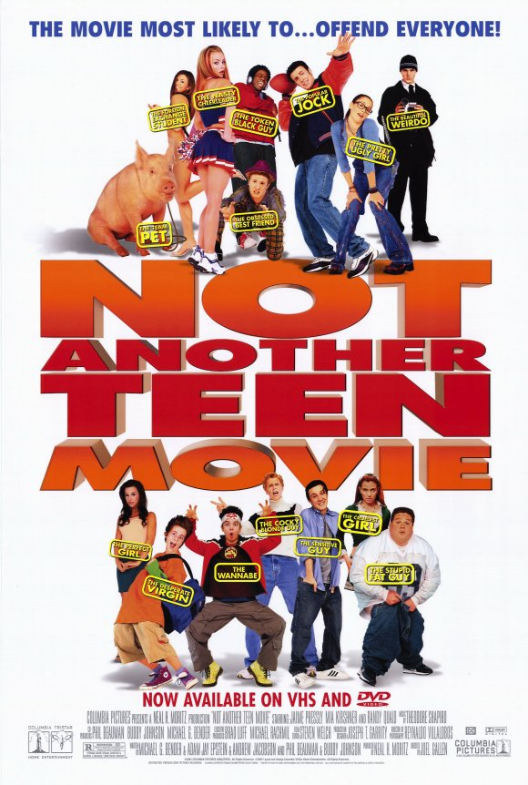 Not Another Teen Movie movies in Australia