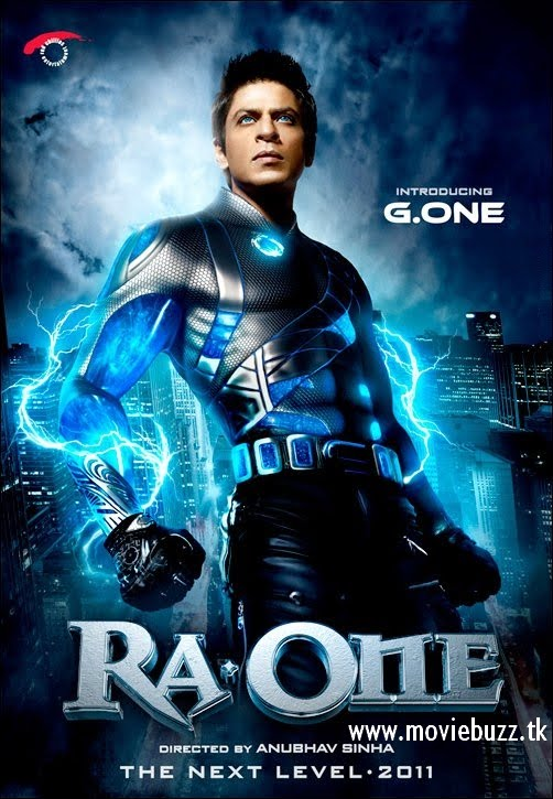 RA.one movie 2011 Top 10 Most Anticipated Bollywood Movies For 2011