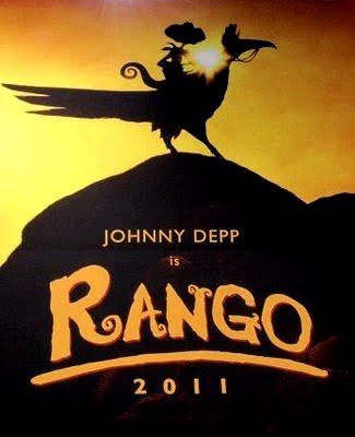 Rango Movie 2011 Top 10 Most Anticipated Animated Movies in 2011