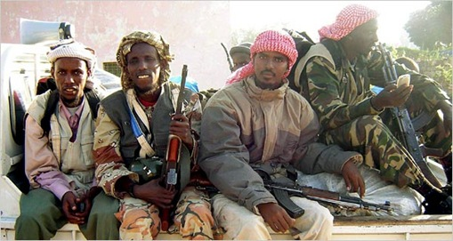Somalia terrorists 2011 1 Top 10 Most Dangerous Countries in The World
