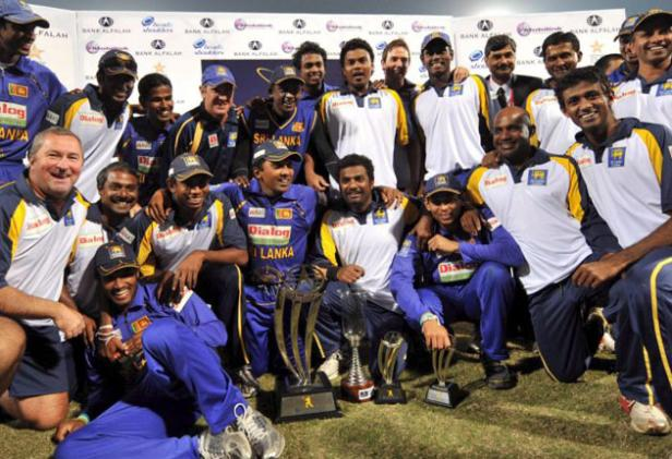 Srilanka cricket team 2011 Top 10 Best Cricket Teams 2010 – 2011