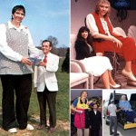 Tallest Woman 02 150x150 Top 10 Tallest Women in the World