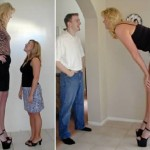 Tallest Woman 10 150x150 Top 10 Tallest Women in the World