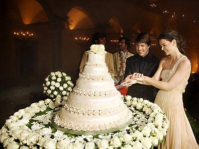 Tom Cruise Wedding Top 10 Most Expensive Weddings