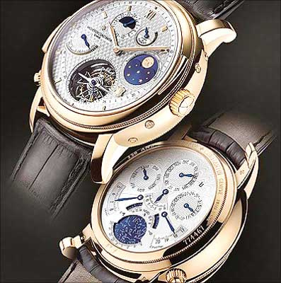 Tour de Ille most expensive watch 2 Top 10 Most Expensive Watches in The World
