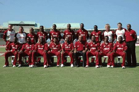 West Indies cricket team 2011 Top 10 Best Cricket Teams 2010 – 2011