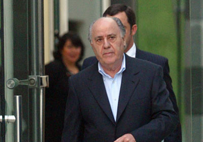 amancio ortega richest 2011 Top 10 Richest People in The World by 2011