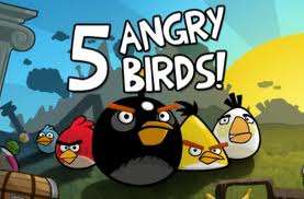 angry birds apple 2011 Top 10 Apple iPhone / Ipod / Ipad Apps for 2011