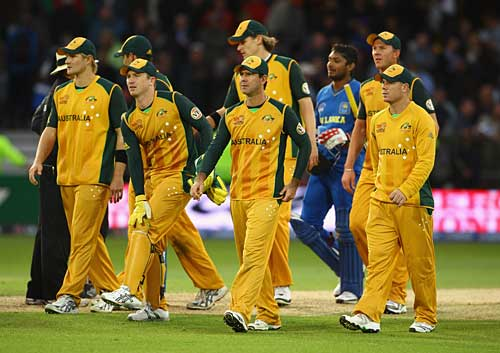 australia cricket team 2011 Top 10 Best Cricket Teams 2010 – 2011