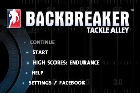 backbreaker football iphone apple 2011 Top 10 Apple iPhone / Ipod / Ipad Apps for 2011