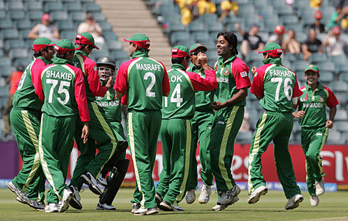 bangladesh cricket team 2011 Top 10 Best Cricket Teams 2010 – 2011