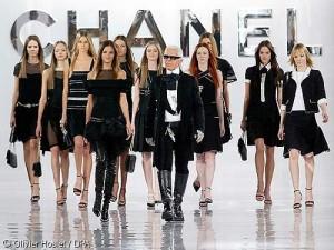 chanel top fashion brand 2011