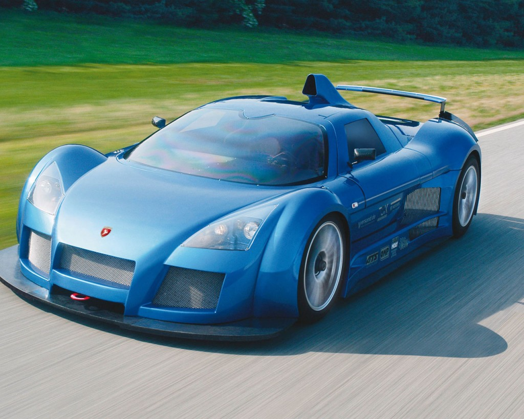 gumpert apollo sports fastest cars 2011 1024x819 Top 10 Fastest Cars in The World For 2010   2011