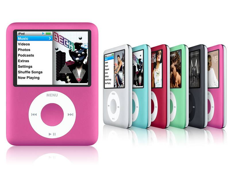 ipod nano gift valentines day 2011 Top 10 Valentine's Day Gifts For Her 2011