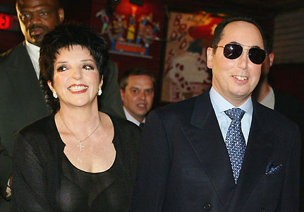 liza minelli and david gest Wedding Top 10 Most Expensive Weddings
