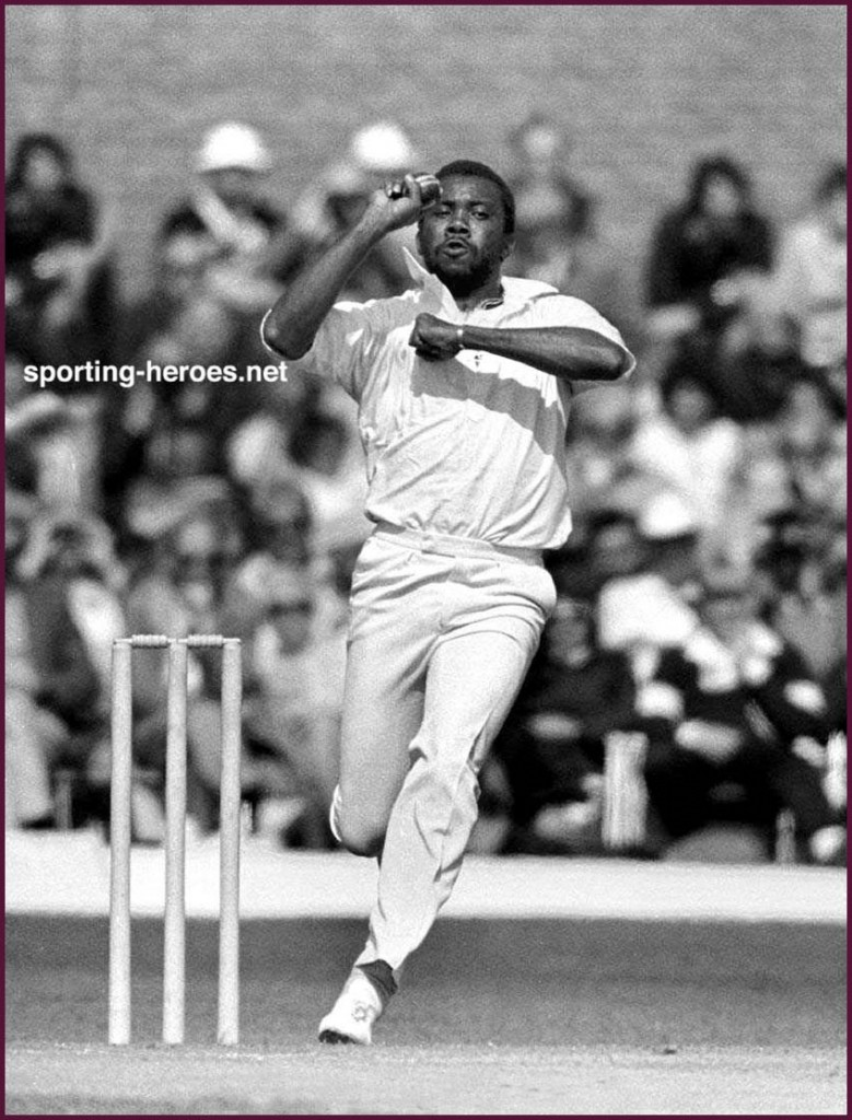 malcolm MARSHALL 779x1024 Top 10 Best Fast Bowlers in Cricket History