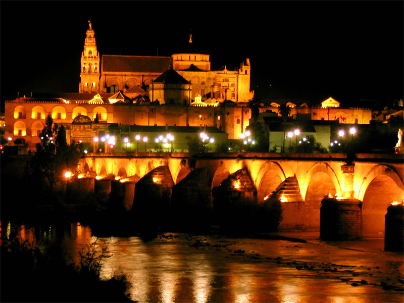 most beautiful building 1st Mezquita de Cordoba Kordoba Spain Top 10 Most Beautiful Buildings in The World by 2011