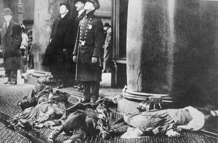 most famous photos The Triangle Shirtwaist Fire by International Ladies Gamet workers Union Top 10 Most Famous Photographs