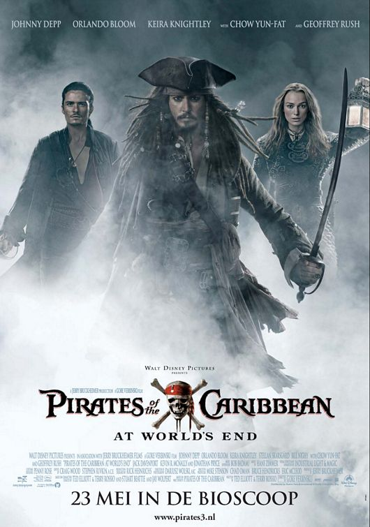 pirates of the caribbean at worlds end Top 10 Most Expensive Hollywood Movies Ever