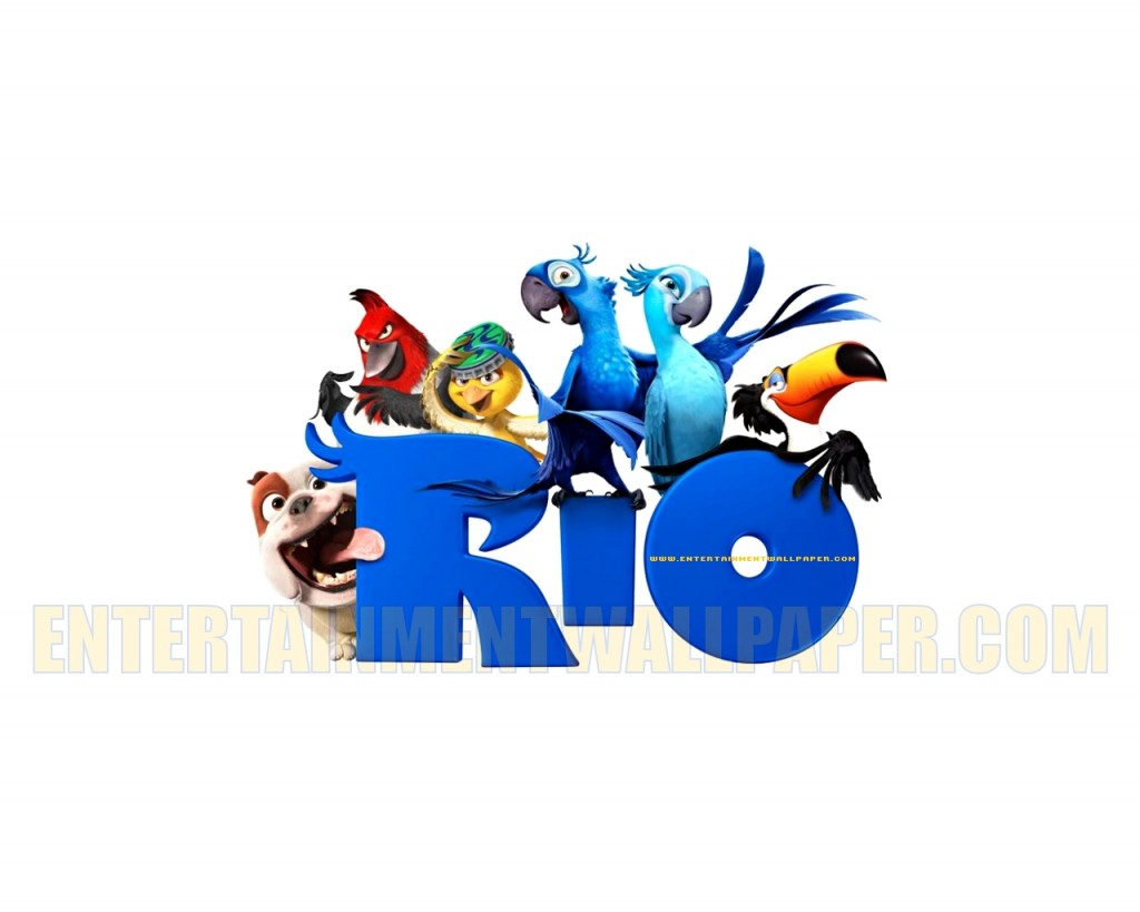 rio 2011 american 3d movie 1024x819 Top 10 Most Anticipated Animated Movies in 2011