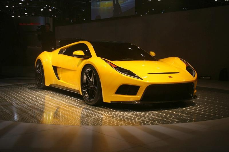 saleen s7s raptor fastest cars 2011 Top 10 Fastest Cars in The World For 2010   2011