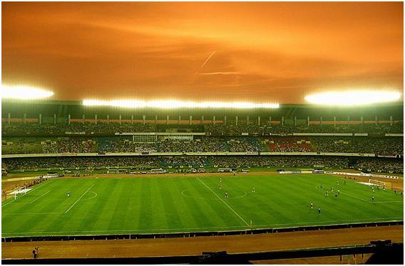 salt lake stadium Top 10 Ten Biggest Stadiums in The World by 2011