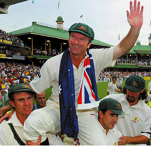 steve waugh all time top cricketer 2011 Top 10 Best Cricketers of All Time in The World