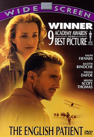 the english patient Top 10 Movies to Win Most Oscars