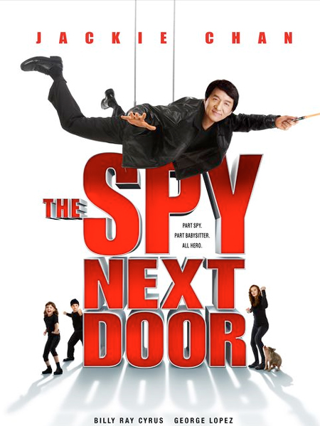 The Spy Next Store