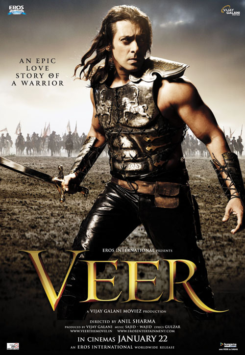 veer movie flop hindi 2010 Top 10 Flop Bollywood Movies in 2010 – 2011