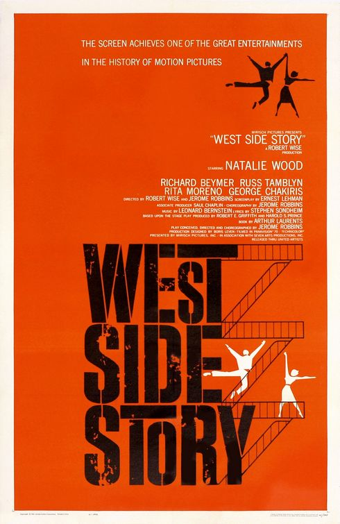 west side story Top 10 Movies to Win Most Oscars