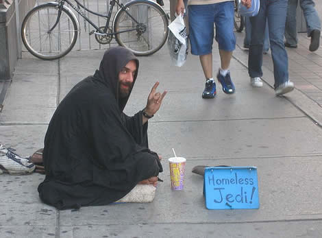 1 Top 10 Hilarious Homeless Signs
